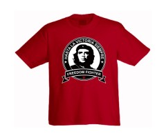 "T-Shirt ""Che - Freedom"""