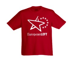 "T-Shirt ""European LEFT"""