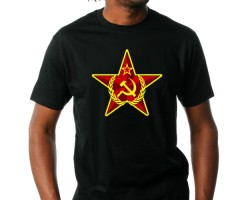 """T-Shirt """"Rote Armee/Red Army"""""""