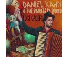 "CD ""Daniel Kahn&The Painted Bird - Lost Causes """